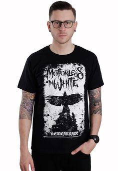 Motionless In White - Phoenix - T-Shirt - Official Merch Store - Impericon.com UK