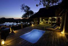 Kings Pool Camp - Take a dip in the swimming pool, night or day