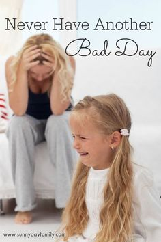 We all have bad moments. Learn how to keep them from turning into bad days with these simple tips.