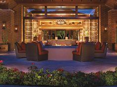 Ritz-Carlton, Dove Mountain, Tucson, Arizona - Yummy cocktails/Happy Hour