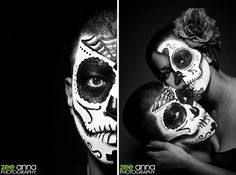 day of dead couple - Google Search