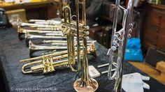 Test Trompette Bach Commercial LT1901B. À L'atelier des vents à Toulouse, j'ai pu essayé cette nouvelle trompette bach. La précision les notes sont précises
