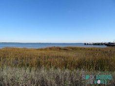 Waterfront Park in Charleston, South Carolina