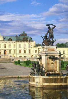 Royal Palace of Drottningholm, Stockholm, Sweden