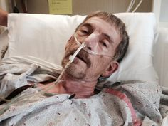 John Dave Williams, 70, of KCK woke up after being in a coma for eight days.