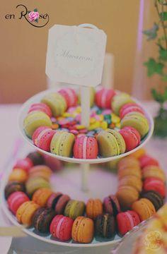 Macarons :*