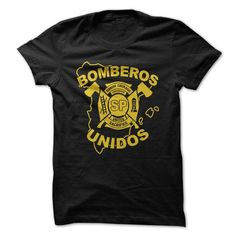 Spain Firefighter T Shirts, Hoodies. Check price ==► https://www.sunfrog.com/LifeStyle/Spain-Firefighter.html?41382