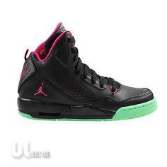 super popular 1378e 3d850 Nike Air Jordan Sc 3 Gs Mädchen Schuh Sport Kinder Schuhe Damen Basketball  Schuh