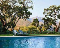 A Magical Home in Marbella   {Stunning Views by the Pool}