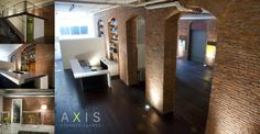 AXIS Seattle. Another great venue. Love the exposed brick.