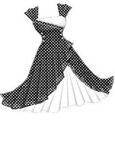 Newest Rockabilly Dresses entered into chicstar.com  online design contest. If these are chosen to be made then they will be available in al...