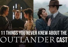 "11 Things You Never Knew About The ""Outlander"" Cast"