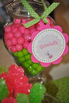 Photo 6 of Pink green Ladybugs / Birthday Keiras Pink Ladybug birthday party! Zombie Birthday Parties, Watermelon Birthday Parties, Zombie Party, Pink Ladybug Birthday, Ladybug Party, 55th Birthday, 1st Birthday Girls, Birthday Ideas, Frozen Birthday