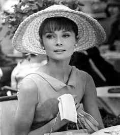 Audrey Hepburn Paris - When It Sizzles by ⊹⊱Pearls Of Art⊰⊹