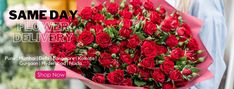Send flowers and gifts on same day to selection locations in India. We deliver flower bouquet, arrangements, gifts and birthday cakes, anniversary flowers ane many more things. Visit our website and explore all posible option to surprise your loved on his/her birthday or anniversary. Online Flower Delivery, Flower Delivery Service, Same Day Flower Delivery, Anniversary Flowers, Wedding Anniversary, Send Flowers Online, Bouquet Delivery, Online Florist, Reasons To Smile