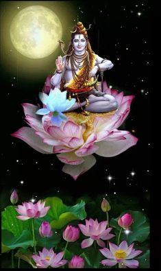 Karthigai Somavar is the Mondays in the Karthigai month which is dedicated to Lord Shiva. Shiva devotees observe Karthigai Somavara Vratam, offer prayers, special pujas and rituals on these days to obtain the grace and divine blessings. Shiva Hindu, Shiva Art, Shiva Shakti, Hindu Art, Krishna Radha, Hindu Deities, Lord Krishna, Lord Shiva Hd Images, Lord Vishnu Wallpapers