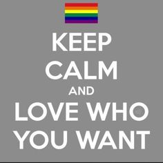 Equal keep calm gay rights words love pride