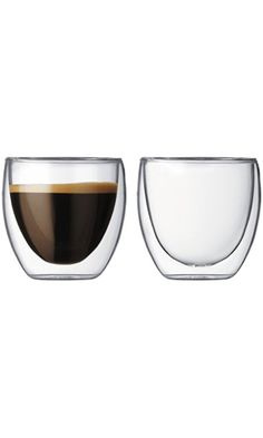 Bodum Pavina 2.5-Ounce Double-Wall Thermo Glasses (Espresso/Shot), Set of 2 Best Price