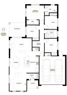 Litchfield - Energy Efficient Home Design - Green Homes Australia ...