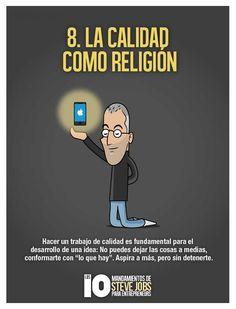 La calidad como la religión