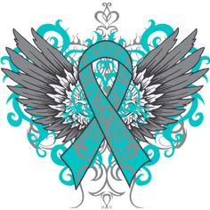 Endometrial Ovarian Cancer Tattoo Tattoo Ideas