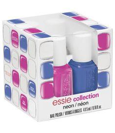 ESSIE lakier do paznokci - Mini 4-pack Cube