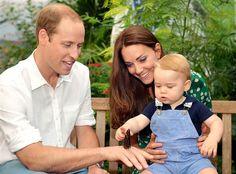 Prince George birthday photos capture the wonder of turning 1
