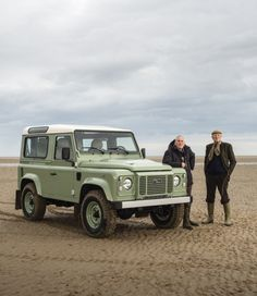 "New Land Rover Defender ""Heritage"""