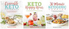 Kyndra Holley - Keto Low Carb Cookbooks