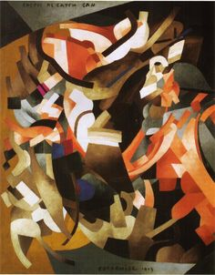 Francis Picabia - Catch as Catch Can