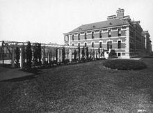 Ellis Island - Hospital
