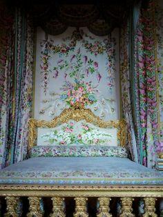 Marie Antoinette's Bed Chamber