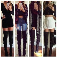 Картинка с тегом «fashion, outfit, and boots»