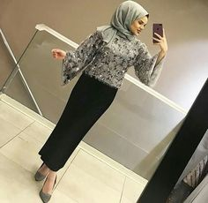 Hijab Evening Dress, Hijab Dress Party, Hijab Outfit, Abaya Style, Hijab Style, Abaya Fashion, Muslim Fashion, Fashion Wear, Fashion Dresses