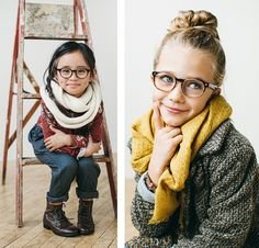 Jonas Paul eyewear for kids