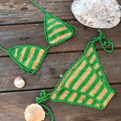 "LAST ONE Striped Bikini ▪️ Brand New ▪️Top  ▪️Bust 32-36"" (Adjustable/Tie)  ▪️A/B cup ▪️ Bottom Waist Adjustable 24+"" (tie) ▪️Crotch 8""  ▪️PRICE IS FIRM unless bundled   🌷Happy Poshing! Boutique Swim Bikinis"