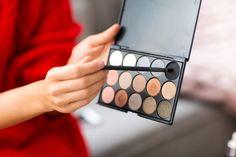 RR4C1392 Makeup Looks, Blush, Eyeshadow, Beauty, Eye Shadow, Rouge, Eye Shadows, Beauty Illustration, Make Up Looks