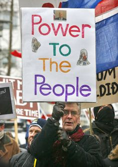 El poder para la gente