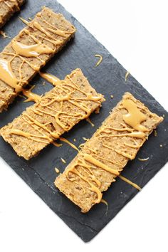 Peanut Butter Chickpea Protein Bars — Whole Living Lauren