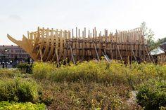 Новая Голландия: самый маленький и совершенный парк в России – Афиша Daily