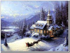 landkap-jul-hast-vagn