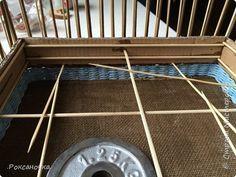 Ну вот и завершён заказ. 5 коробов размером 40*40*40 см. Смотрю на них и думаю, как бы и мне они не помешали в хозяйстве. Но как известно: плетельщик без коробов :)))  фото 17
