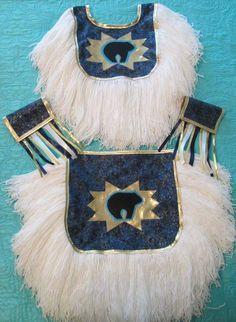 Tiny Tot Grass Dance Hawk Feather Creations - Facebook Native American Regalia, Native American Crafts, Native Fashion, Native American Fashion, Native Style, Native Art, Dance Outfits, Boy Outfits, Powwow Regalia