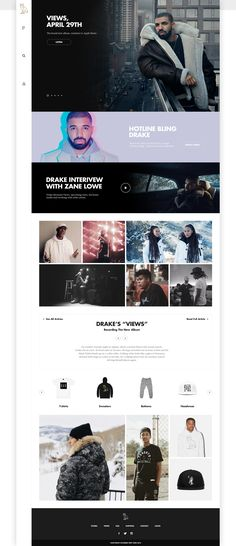 October's Very Own Concept on Behance