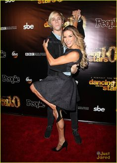 Allison Holker Dotes on Riker Lynch In Super Sweet Instagram | riker lynch allison holker dwts 10th party 05 - Photo