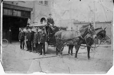 Here is a great look at the 1898 Fire Department of Durango, Colorado!