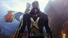 Assassin's Creed Unity Wallpaper by BriellaLove.deviantart.com on @deviantART