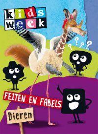 Feiten en fabels – Dieren. Aftellen tot Sinterklaas, Nieuw boek (en ebook) voor kinderen!