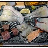 Sushi Momotori in Oksu-dong [스시 모모토리/옥수동 맛집]
