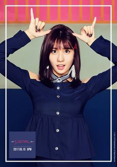 TWICE 트와이스 - 모모 / Momo   - 4th Mini Album 'Signal'